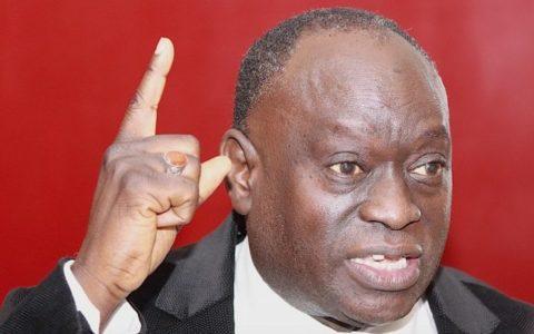 Me Elhadji Diouf avocat sur la candidature pour un 3e mandat de Macky Sall