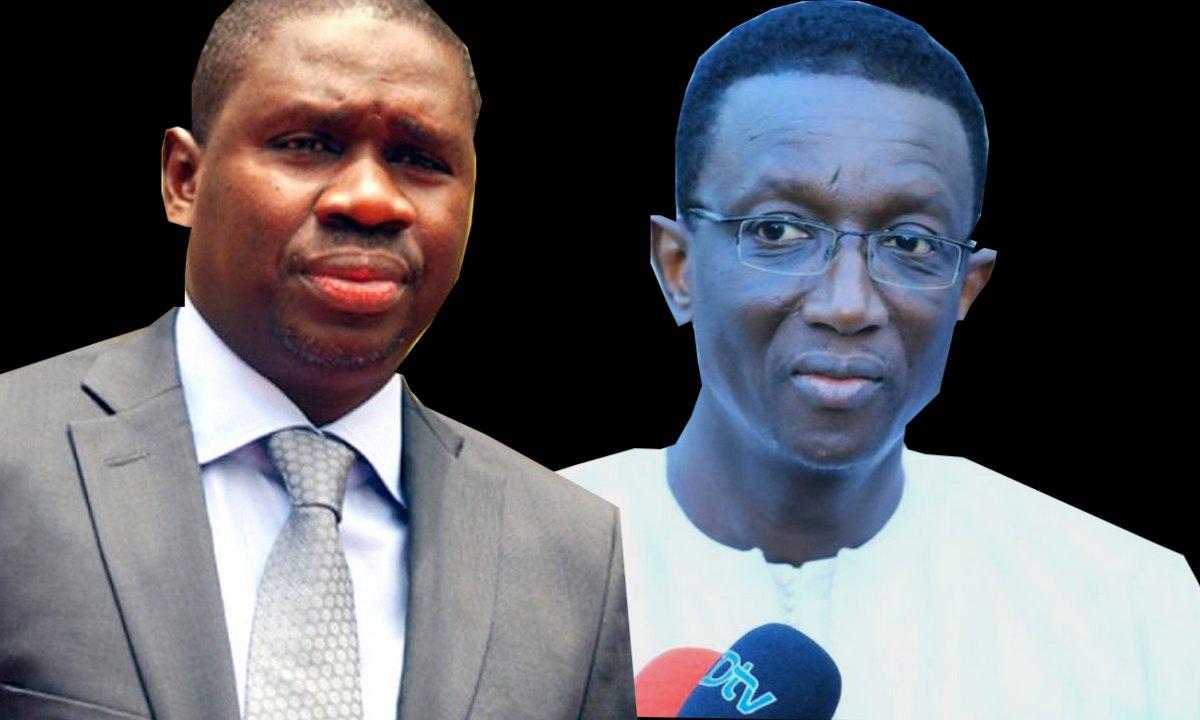 Amadou Ba bloque Oumar Youm