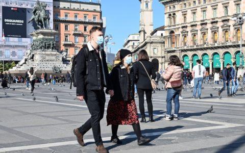 Coronavirus en Italie