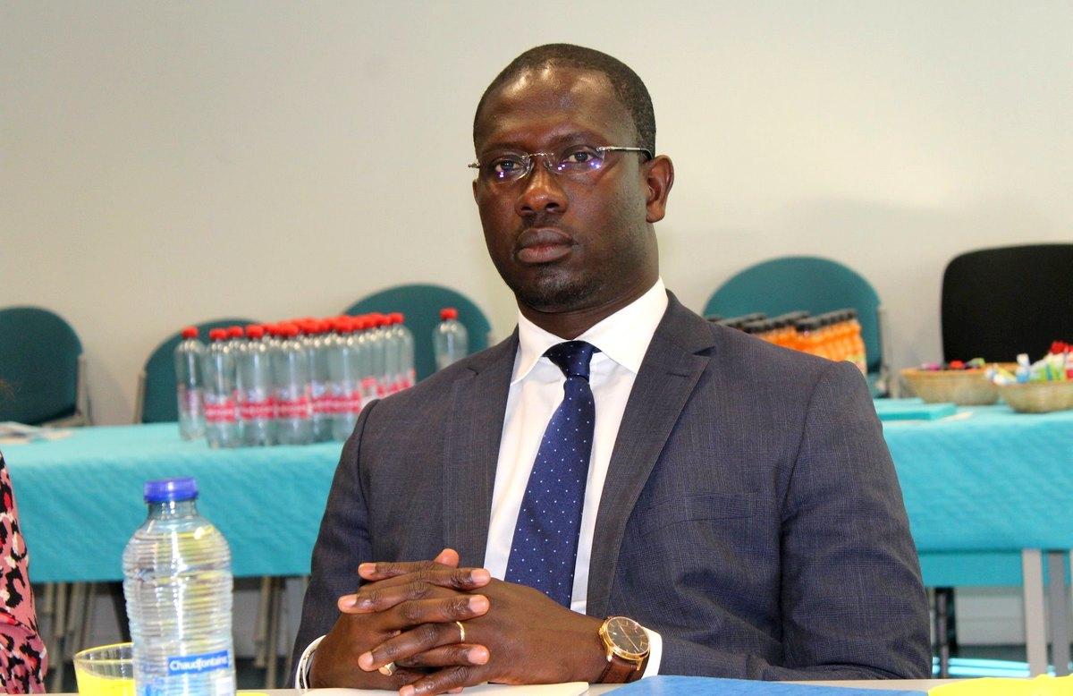 Moise Sarr - Responsable Politique APR