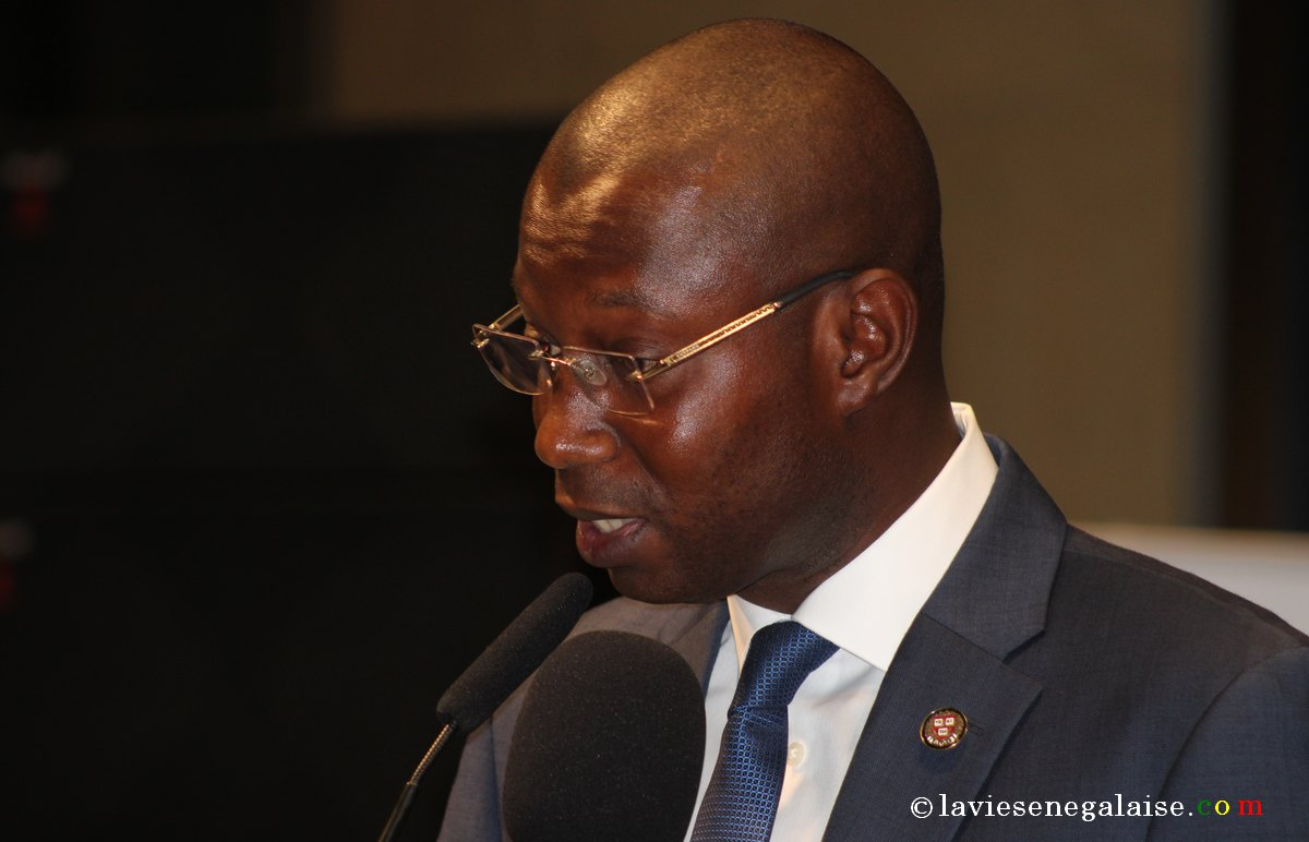 Professeur Daouda Ndiaye