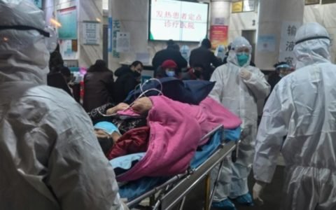 Situation du Coronavirus en Chine