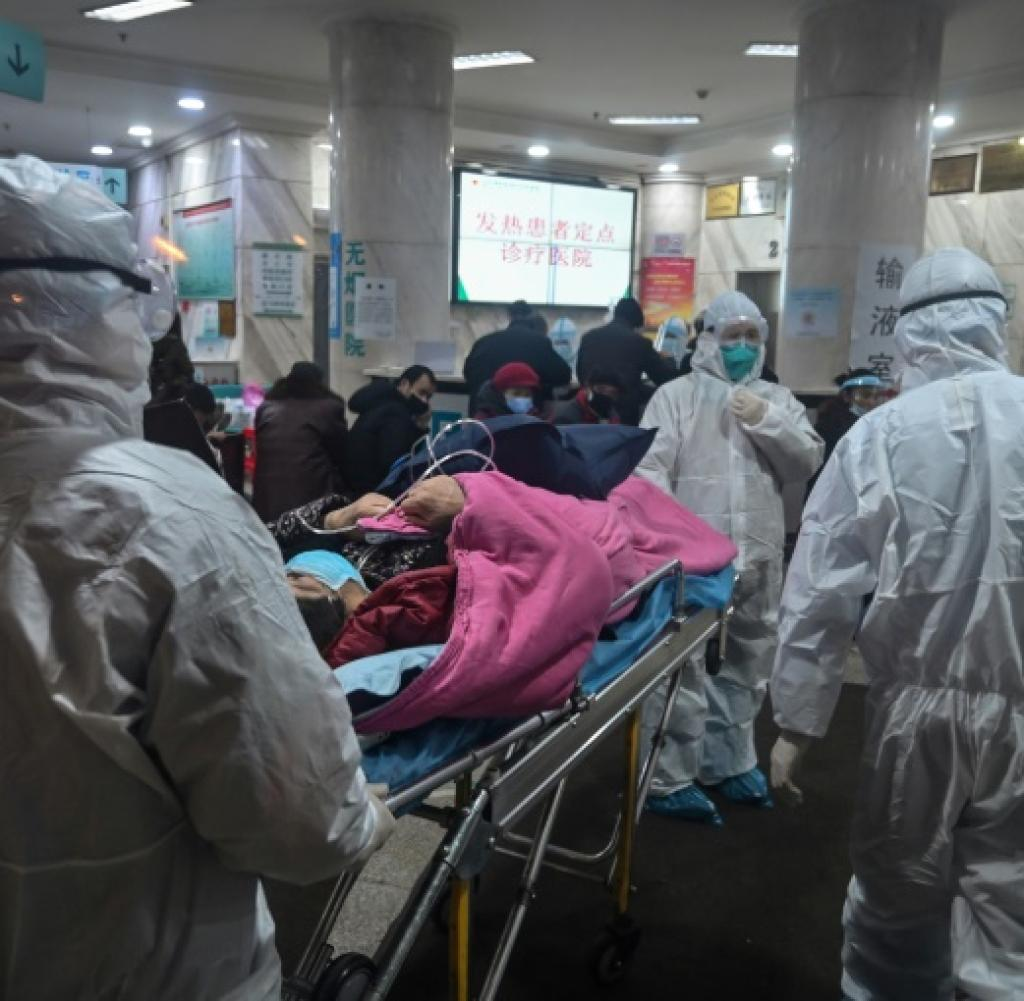 Situation du Coronavirus en Chine