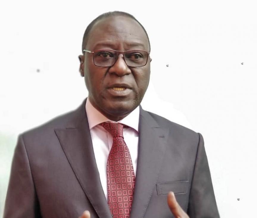 Habib Ndao - Directeur OQSF