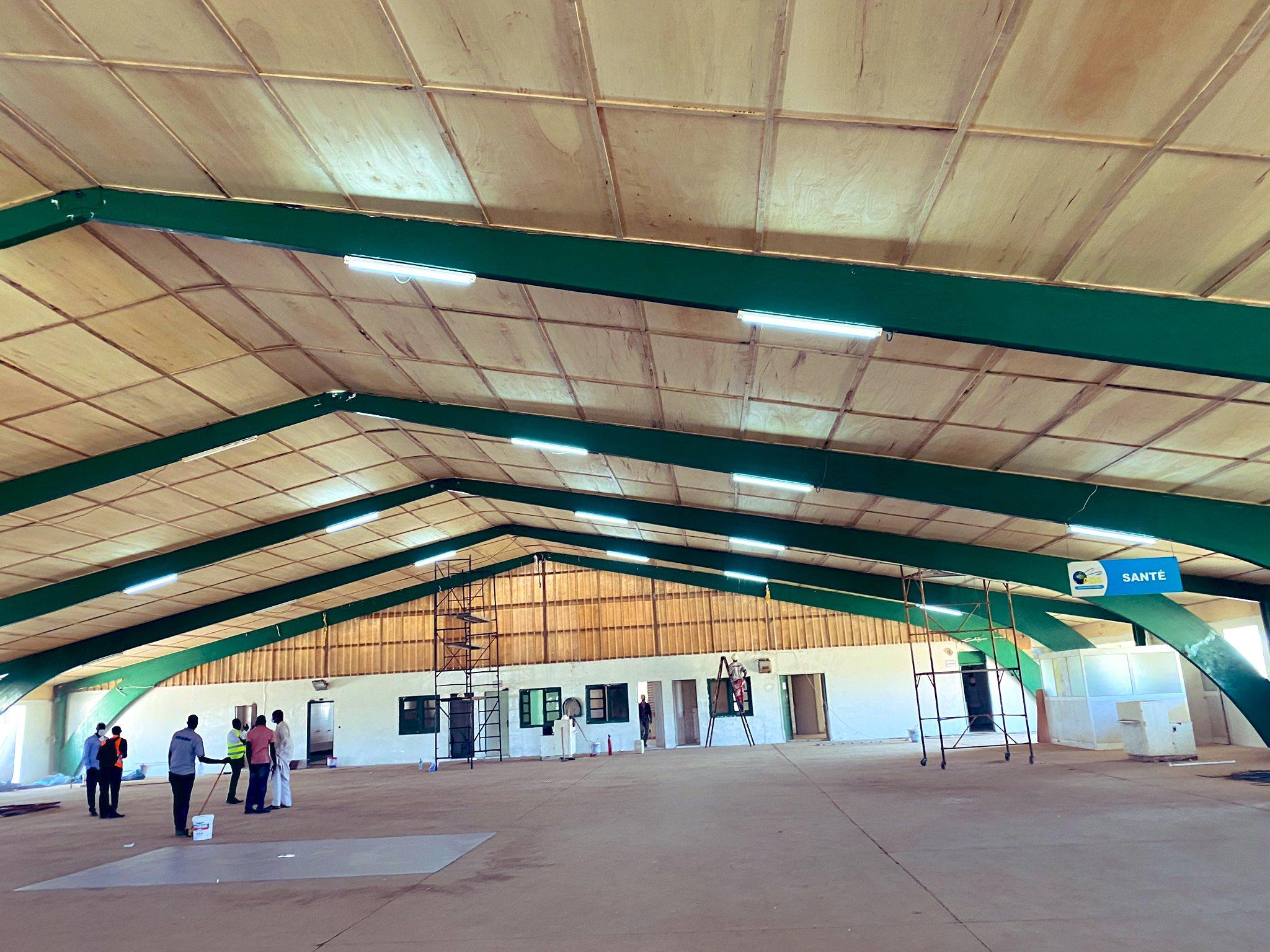 Hangar Sonatel